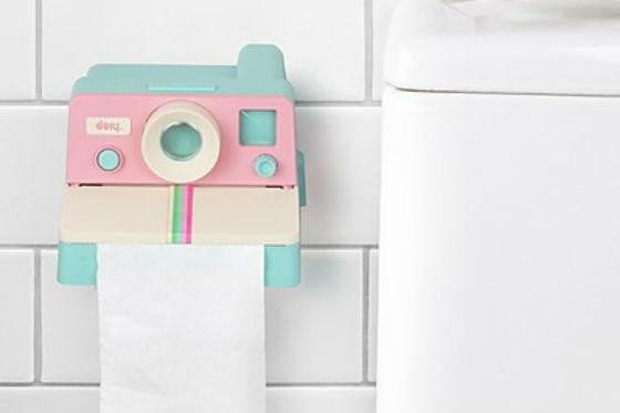 Muebles de baño - portarrollos